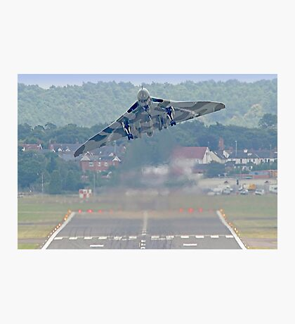 Vulcan To The Skies - Farnborough 2014 Photographic Print