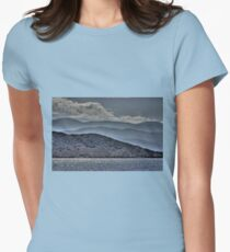 The West Coast of Rhodes Women's Fitted T-Shirt