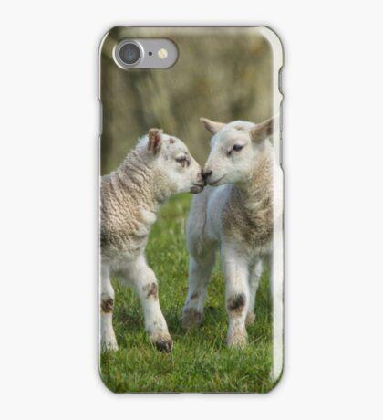 Eskimo Kissing iPhone Case/Skin