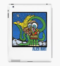 Alien Hunt iPad Case/Skin