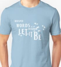 The Beatles, Let It Be T-Shirt