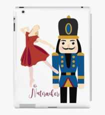 Clara & Nutcracker iPad Case/Skin
