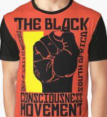 Black Consciousness Movement (BCM) Graphic T-Shirt