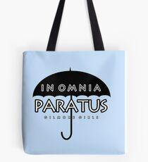 Gilmore Girls - In Omnia Paratus Tote Bag