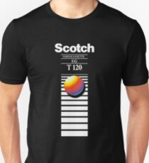Retro VHS tape vaporwave aesthetic T-Shirt