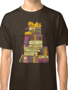 Sleeping On My Treasure Classic T-Shirt