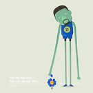 Kevin Durant the Warrior by mykowu