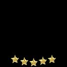 Curved 5 Stars by appfoto