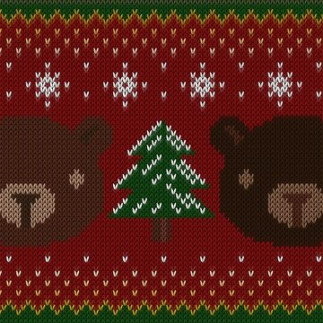Beary Christmas by codyjoseph