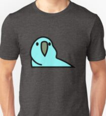 PartyParrot - Light Blue Unisex T-Shirt