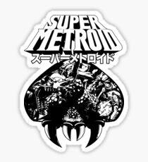 Super Metroid (Japanese Classic Edition) Sticker