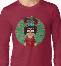Tina Kahlo Long Sleeve T-Shirt