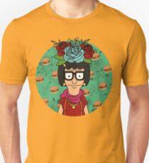 Tina Kahlo Slim Fit T-Shirt