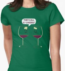 They Call It Cheers T-Shirt