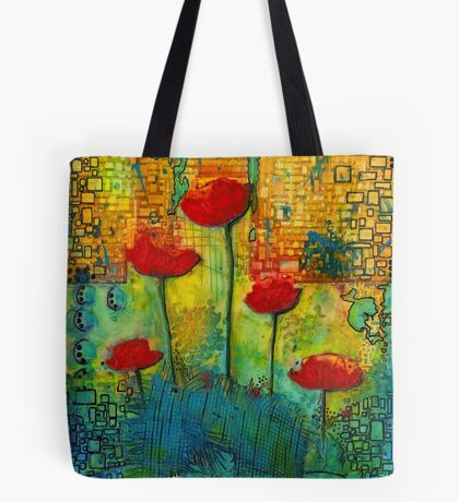 Flowers for My Son - March 2016 Tote Bag