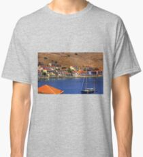 The edge of Nimborio town Classic T-Shirt