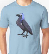 Christmas Raven Unisex T-Shirt