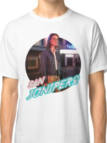 Black Mirror - San Junipero Classic T-Shirt