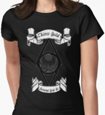 Thieves Guild Womens Fitted T-Shirt