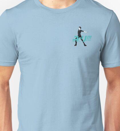 Yuri On Ice Logo Thingy - Yuuri Unisex T-Shirt