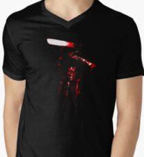 williams Men's V-Neck T-Shirt