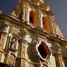A Church in Puebla by KaytLudi