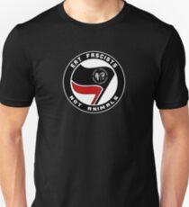 Eat Fascists, Not Animals Unisex T-Shirt