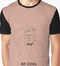 SEI COOL Grafik T-Shirt