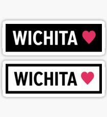 Wichita Sticker