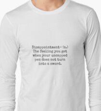 Camiseta de manga larga Percy Jackson Decepción