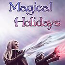 Swan Queen Magical Holidays CARD by Svenja Gosen