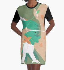 Decidueye Graphic T-Shirt Dress