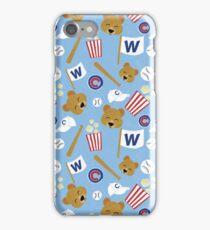 Chicago Cub Champs iPhone Case/Skin