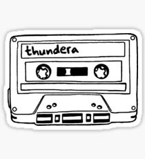 thundera Sticker