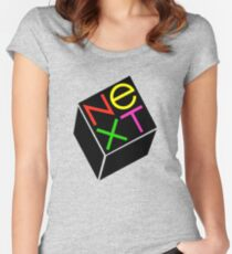 NeXT Computer Women's Fitted Scoop T-Shirt