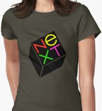 NeXT Computer Womens Fitted T-Shirt