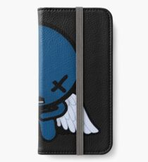The Binding of Isaac - ??? (Blue Baby) Minimal iPhone Wallet/Case/Skin