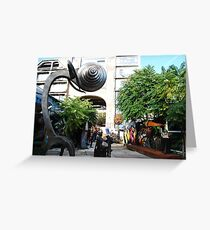 Tacheles Gallery Greeting Card