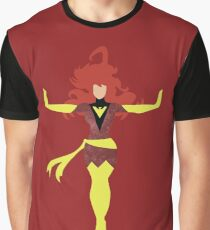 Dark Phoenix Galaxy Graphic T-Shirt