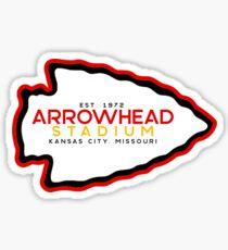 Arrowhead Stadium Sticker