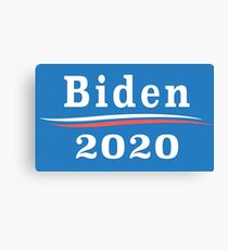 Joe Biden 2020 Canvas Print
