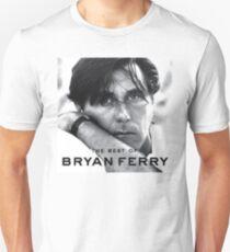 bryan ferry tour 2016-2017 Unisex T-Shirt