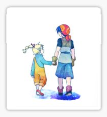 Chrono Cross: Leading Sticker