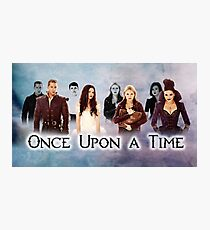 ONCE UPON A TIME 2017 Photographic Print