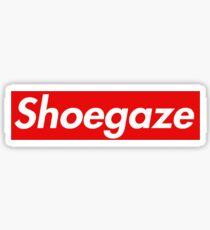 Shoegaze Streetwear Sticker