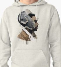 Gambino Droplet No Background Pullover Hoodie