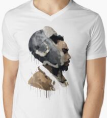Gambino Droplet No Background Men's V-Neck T-Shirt
