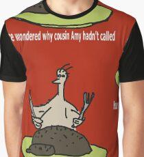 Christmas Dinner Graphic T-Shirt