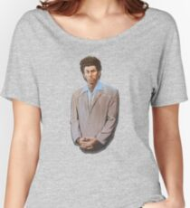 Kramer painting from Seinfeld Women's Relaxed Fit T-Shirt