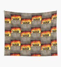 It's War Wall Tapestry